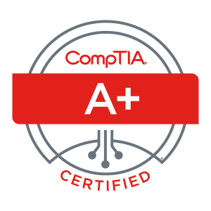 CompTIA Qualified technicians